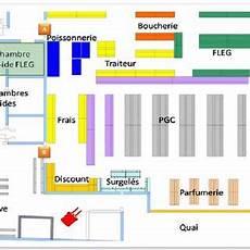 plan de magasin plan du magasin et situation des portes r 233 serve a et b