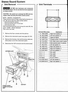 2005 honda element stereo wiring diagram free wiring diagram
