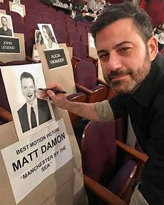 matt damon jimmy kimmel oscars 2017 matt damon vs jimmy kimmel the history of