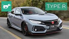 2018 Honda Civic Type R Review Tested On Track And Road