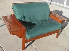 chair futon uhuru furniture collectibles sold futon chair