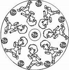 Malvorlage Mandala Fussball Coloring Pages Coloring And Fifa On