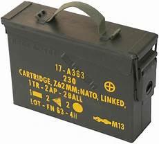porta munizioni cassetta porta munizioni