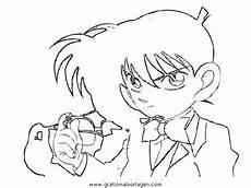 Malvorlage Detektiv Ausdrucken Detektiv Conan Malvorlagen Coloring And Malvorlagan