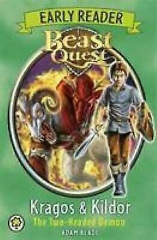 Beast Quest Malvorlagen X Reader Beast Quest Early Reader Kragos And Kildor The Two