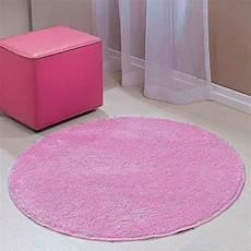 tapete rosa tapete redondo classic sala e quarto 1 00 x 1 00 cor