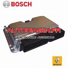 R 233 Paration Calculateur Moteur Renault 8200118522 Bosch 0