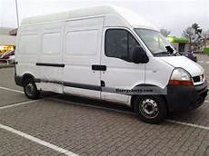 renault master 2005 box type delivery high and