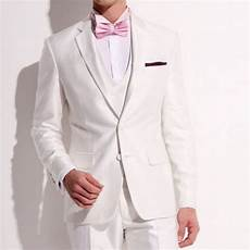 achat costume homme mariage blanc