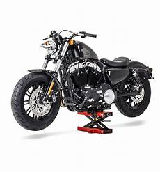 Bequille D Atelier Mlr Pour Harley Davidson Leve Moto Cric