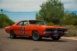 1969 Dodge Charger General Lee From The Dukes Of Hazard