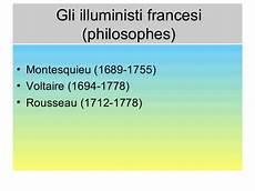 illuministi francesi l illuminismo