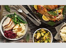 Thanksgiving Turkey Dinner Catering Toronto   Holiday