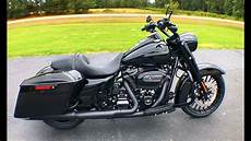 2018 new harley davidson touring road king special