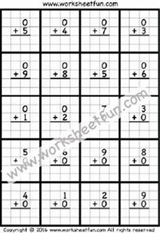 addition worksheets with zero 9669 addition basic addition facts free printable worksheets worksheetfun