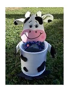 vaca material reciclado pesquisa pedagogia character snoopy e fictional characters