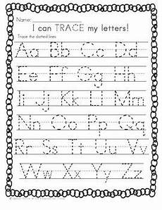 i can trace my letters freebie tracing letters lettering preschool writing