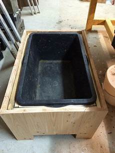 frühlingsdeko aus holz selber machen pflanzk 252 bel aus holz selber bauen selber machen