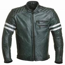 blouson cuir vintage moto ride and sons magnificent forest green blouson moto