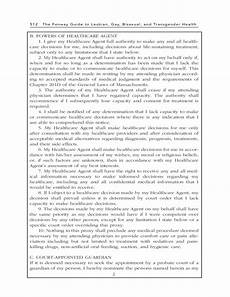 sle healthcare proxy form massachusetts free download