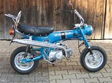 1976 Honda Dax St50g Classic Motorcycle Pictures
