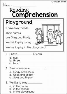 free reading comprehension practice reading