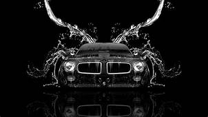 Pontiac Firebird Front Water Car 2014  El Tony