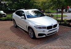 2015 Bmw X6 With M Sport Package Big Motoring World