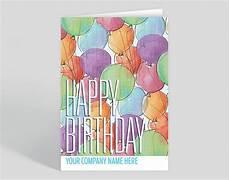 Aquarell Malvorlagen Happy Birthday Watercolor Balloons Birthday Card 1023547 Business