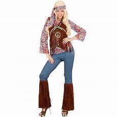 hippie kleidung selber machen klassisches hippie kost 252 m chill out f 252 r damen
