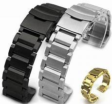 Stainless Steel Band Replacement by Stainless Steel 23mm Metal Replacement Band