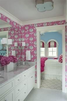 Bathroom Ideas Girly by 15 Reasons To Bathroom Wallpaper