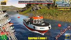 fishing barents sea 1 gameplay p 202 che en mer aux filets en
