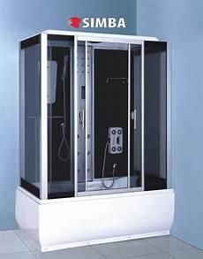 cabina per vasca box doccia cabina bagno idromassaggio angolare