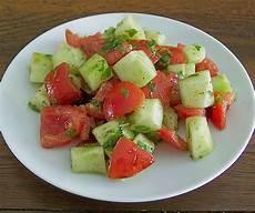 gewächshaus gurken und tomaten tomaten gurken salat dieter1954 chefkoch de