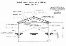 metal pole barn house plans free pole barn plans