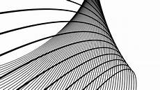 Black And White Abstract Lines