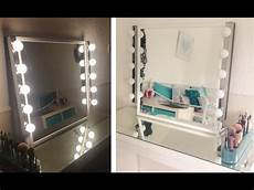 my diy inspired vanity mirror youtube
