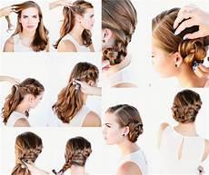 Frisuren Einfach Selber Machen - silvester frisuren selber machen 7 einfache anleitungen