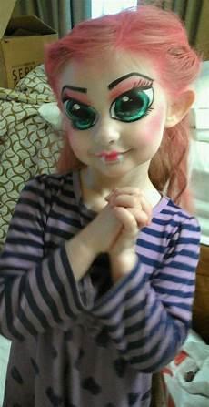 Gruselig Schminken Kinder - coole schminktipps f 252 r einen gruseligen look