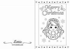 card template for colouring colouring page 4 lottie dolls