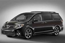 2018 Toyota Sienna Reviews And Rating  Motor Trend