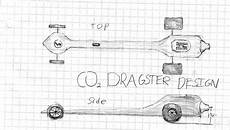 Co2 Car Designs Blueprints by Co2 Dragster Car Sketch By Fin Infinite On Deviantart