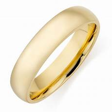 men s 18ct gold court wedding ring 0005026 beaverbrooks the jewellers