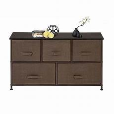 home office furniture walmart ktaxon 5 drawer nightstand side table storage tower