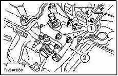 ford contour thermostat housing diagram how do i chang the thermostat on a 1999 ford fixya