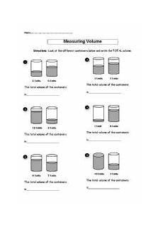 volume measurement worksheets free 1630 measuring volume esl worksheet by djad