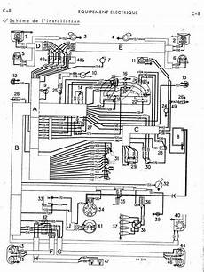 renault 4cv wiring diagram vehicle wiring diagrams