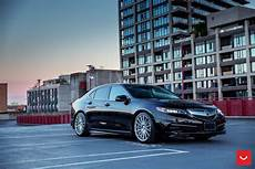 acura tlx vossen flow formed series vfs 2