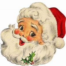 jolly santa claus printable banner fox hollow